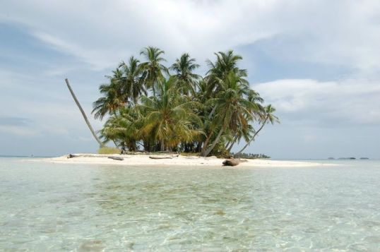 Picture of Island in San Blas